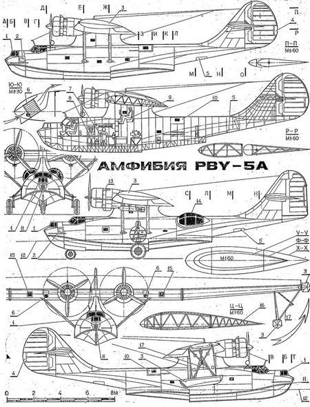 амфибия РВУ-5А